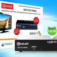 D-color DC1010HD